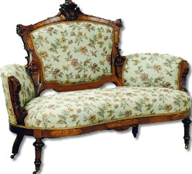 Antique furniture upholstery repair restoration in for Furniture 77429