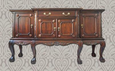 Antique Furniture Repair & Restoration in Houston